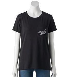 Modern Lux Black T-shirt